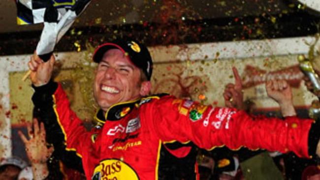 Nascar: McMurray è il re di Daytona