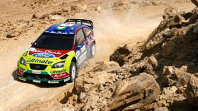 WRC: Hirvonen già out in Giordania