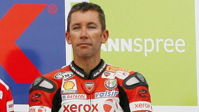 Bayliss gira oggi sulla Ducati Sbk