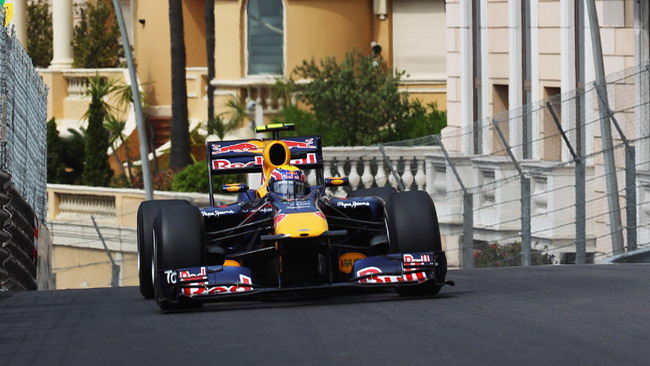 Webber beffa Kubica: la pole di Monaco è sua