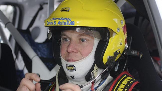 PG Andersson in Bulgaria con una Focus WRC