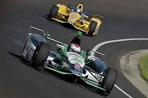 IndyCar Practice report Carlos Munoz becomes the first to top 230mph in Wednesday practice