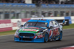 Supercars Breaking news Winterbottom buoyed by quick Falcon