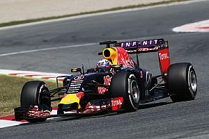 Infiniti Red Bull Racing ahead of the Monaco GP