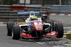 F3 Europe Race report Dennis scores maiden F3 victory at Pau
