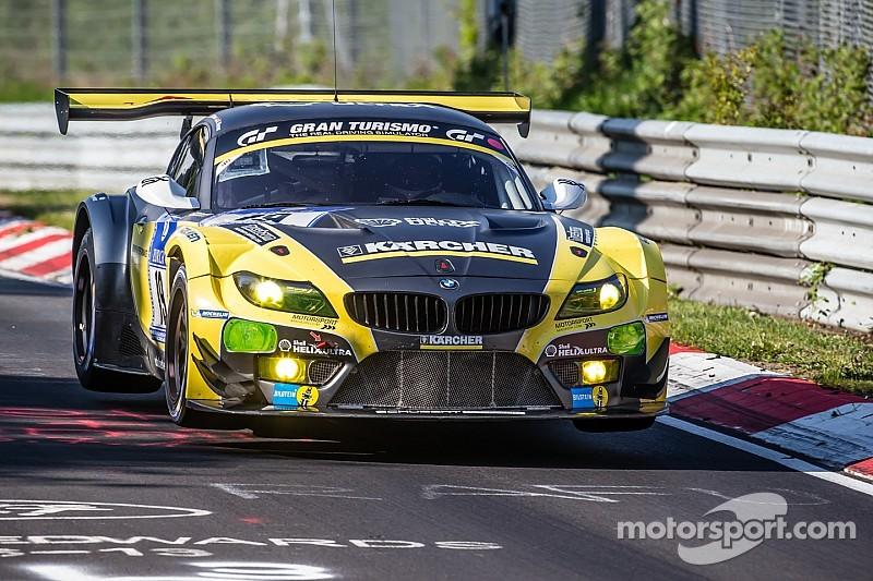 Nürburgring: los BMW se mantienen firmes en la hora inicial