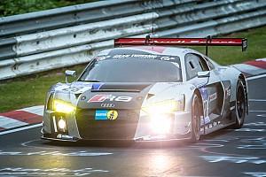 Endurance Reporte de la carrera 24 Horas de Nürburgring: Audi pelea con BMW