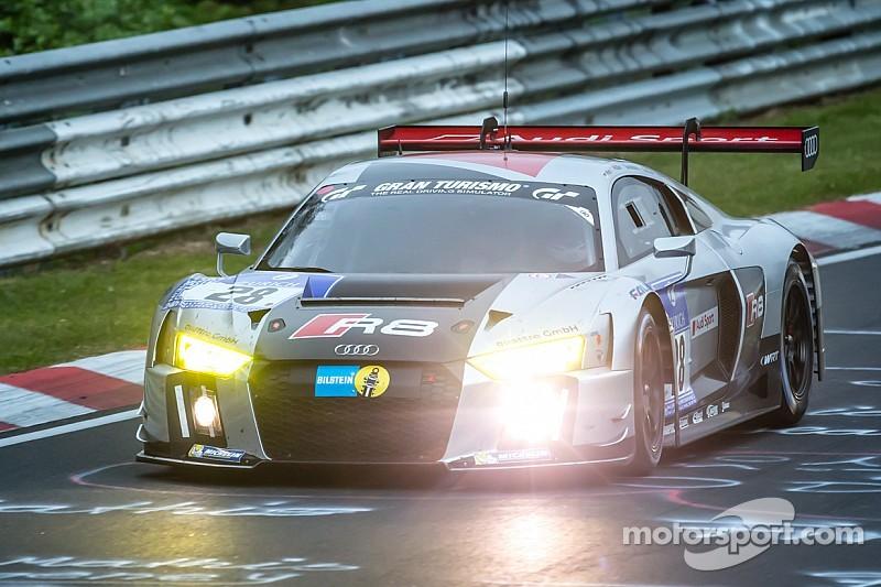 24 Horas de Nürburgring: Audi pelea con BMW