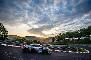 Nurburgring 24 Hours: WRT Audi survives fire to win classic race
