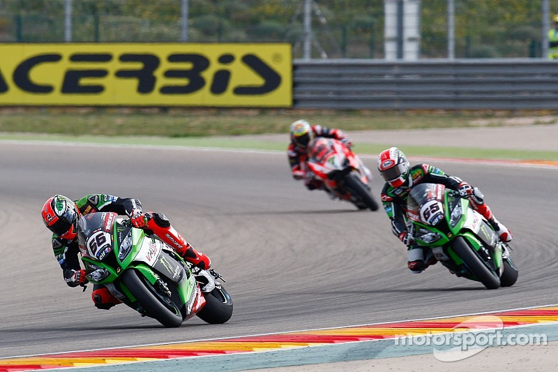 WorldSBK crosses the channel for Round 6