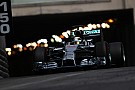 Hamilton set to run first in Monaco Q3