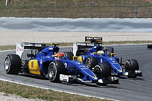 Sauber F1 Team prepares for the streets of Monte Carlo