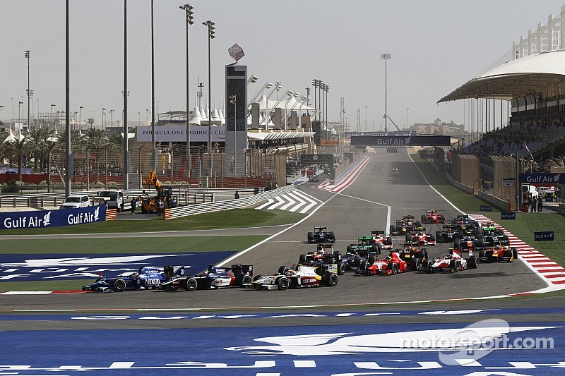 GP2 and GP3 set to join WEC in Bahrain