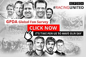 GPDA and Motorsport.com Launch Global Fan Survey