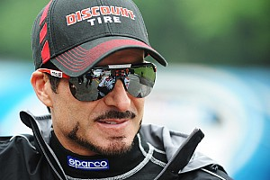 Alex Tagliani, the traveling man