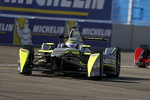 Piquet Jr takes the lead of the FIA Formula E Championship in Berlin