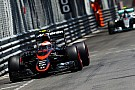 McLaren boosted by first points of 2015