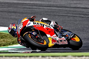 Italian GP gets underway in Mugello for the Repsol Honda Team