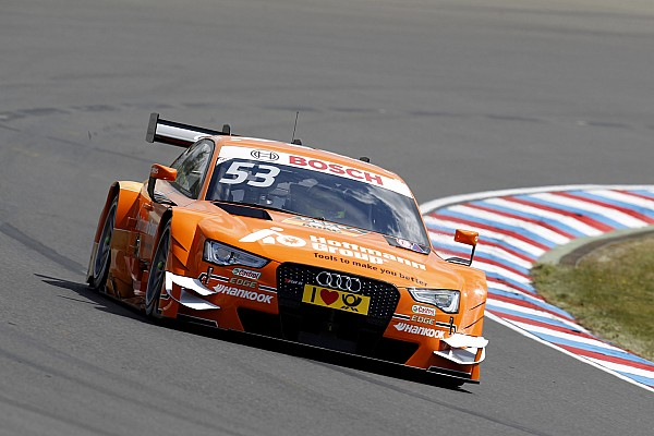 Lausitz DTM: Green defies DRS problem for second win