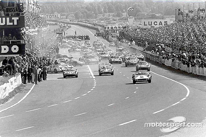 2015 Le Mans 24 Hours: An exceptional exhibition recalls the Ford-Ferrari duel