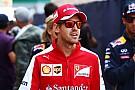 Vettel hopes new Ferrari engine will make a difference
