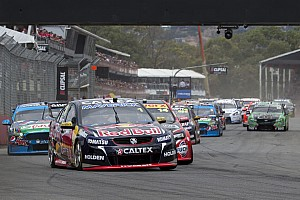 V8 Supercars Breaking news Jakarta, Zhejiang options for 2017 V8 deal