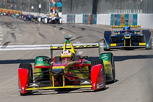 Formula E Preview Formula E: Smalltalk from the paddock in Moscow