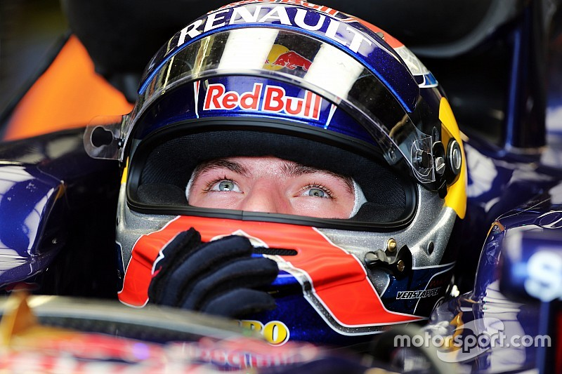 Verstappen takes 15-place grid penalty hit
