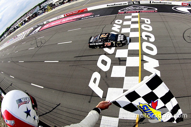 What's the next step for Furniture Row Racing?