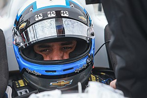 IndyCar Practice report Points leader Montoya fastest in Practice 1
