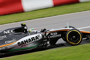 Perez gets engine boost for Austrian GP