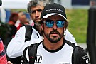 Alonso fears