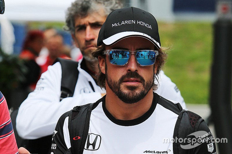 Alonso fears