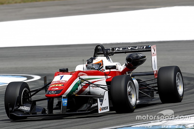 Rosenqvist secures pole for Spa opener