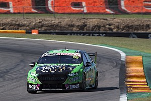 V8 Supercars Qualifying report Reynolds storms to V8 pole, lap record