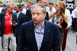 Give me the power to change F1, Todt tells teams