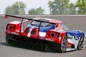 Le Mans Breaking news Ford waiting on Le Mans driver decision
