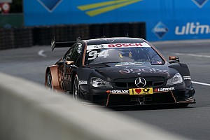 Norisring DTM: Wehrlein wins as Mercedes dominates