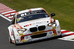 Priaulx beats Tordoff to first win since return