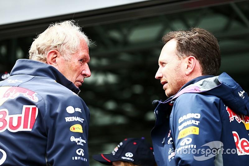 Anuncia Horner que renovó con Red Bull