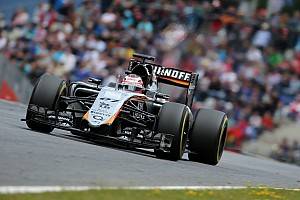 Sahara Force India targets more success at Silverstone