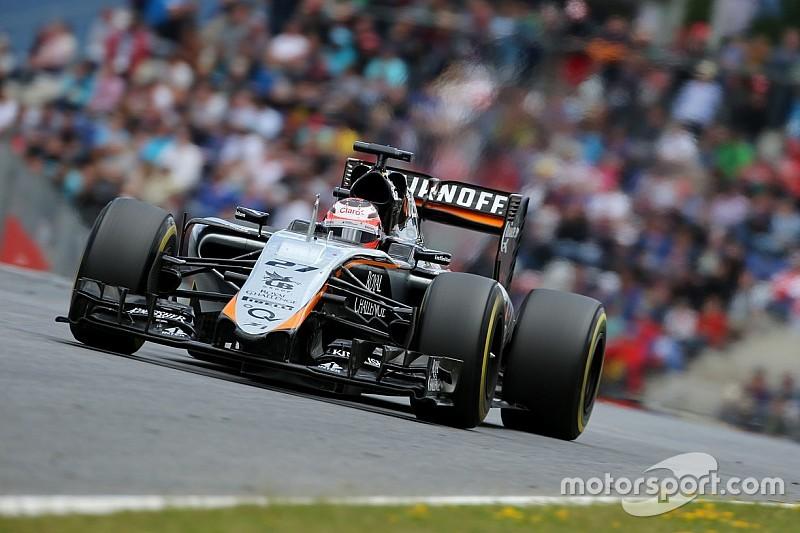 Sahara Force India targets more success at Silverstone