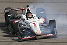 Rahal, Power among those penalized after Fontana