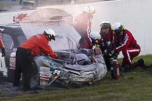 After the crash: Daytona's new safety upgrades