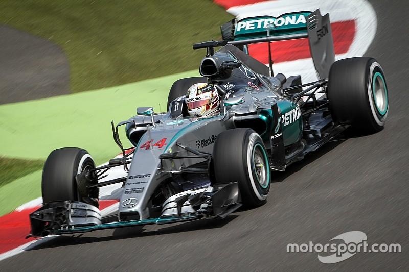Hamilton responde Rosberg e fica na frente no último ensaio antes da classificação