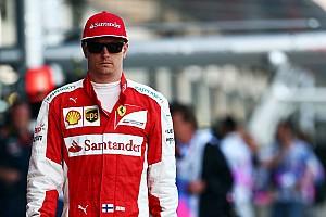 Raikkonen says outqualifying Vettel irrelevant