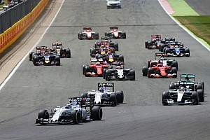 After running 1-2, Massa  finished 4th and  Bottas 5th at Silverstone