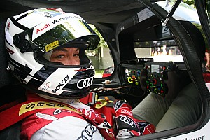 WEC Interview A word from... André Lotterer