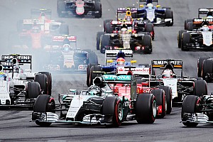 Analysis: F1's first step to brave new world