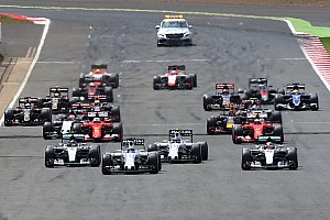 New F1 start procedure and radio clampdown revealed by FIA
